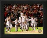 The San Francisco Giants Team Celebration Game Five of the 2010 World Series Prints