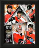 Philadelphia Flyers 2009-10 Eastern Conference Champions Team Posters