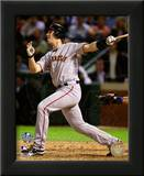 Buster Posey Game Four of the 2010 World Series Home Run Posters