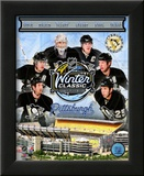 Pittsburgh Penguins 2011 NHL Winter Classic Composite Prints