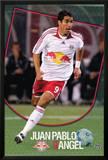 New York Red Bulls- Juan Pablo Angel Posters