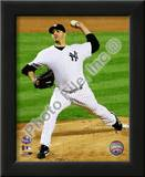 Andy Pettitte Game Six of the 2009 ALCS Prints