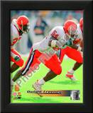 Dwight Freeney Syracuse University Orangemen 2001 Print