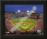 Rangers Ballpark in Arlington Prints