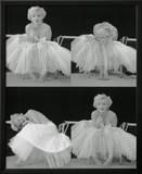Marilyn Monroe - Ballerina Sequence Prints