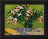 Still Life with Oleander Art by Vincent van Gogh
