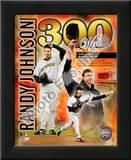 Randy Johnson - 300th Win Art