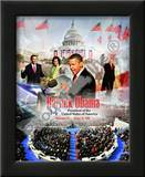 Barack Obama Inaugural Portrait Poster