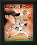 Tim Lincecum 2009 National League Cy Young Award Winner Prints