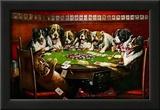 Poker Sympathy Prints by Cassius Marcellus Coolidge