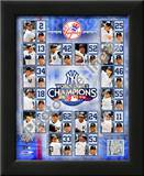 2009 New York Yankees World Series Champions Prints