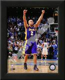 Derek Fisher - '09 Finals Prints
