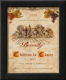 Brouilly Print by Pamela Gladding