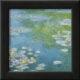 Nympheas at Giverny Arte por Claude Monet