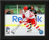Henrik Zetterberg 2008-09 NHL Winter Classic Prints