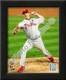 Cliff Lee Game 1 of the 2009 World Series Poster