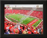 Camp Randall Stadium University of Wisconsin Badgers 2008 Posters