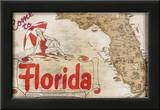 Come to Florida Prints