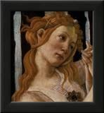 Primavera (detail) Poster by Sandro Botticelli