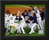 The New York YankeesGame Six of the 2009 MLB World Series Prints