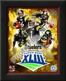 2008 Pittsburgh Steelers Superbowl Big 5 Prints