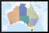 AUSTRALIA MAP Photo