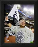 Nick Swisher Game Six of the 2009 MLB World Series Posters
