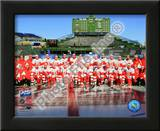 The Detroit Red Wings 2008-09 NHL Winter Classic Print
