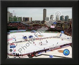 Wrigley Field 2008-09 NHL Winter Classic Poster