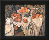 Still Life with Apples and Oranges, c.1895-1900 Print by Paul Cézanne
