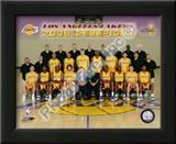 Los Angeles Lakers 2009 NBA Champions Print