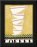 Another Cup of Coffee Prints by Dan Dipaolo