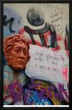 John Lennon Memorial Wall Posters