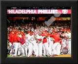 2009 Philadelphia Phillies 2009 National League Champions Prints