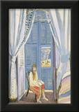 The French Window at Nice, Late 1919 Prints by Henri Matisse