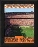 University of Tennessee-Stadium Shot Print