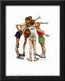 Oh, Yeah Prints by Norman Rockwell
