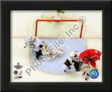 Marc-Andre Fleury Game 7 of the 2008-09 NHL Stanley Cup Finals Print