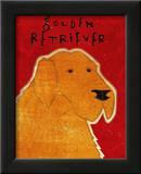 Golden Retriever Posters by John Golden