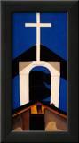 Church Steeple Prints by Georgia O'Keeffe