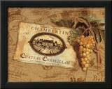Chambertin Print by Pamela Gladding