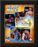 """2009 Finals - Magic """"Big 5"""" Posters"""