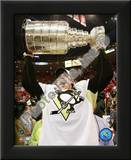 Evgeni Malkin Game 7 - 2008-09 NHL Stanley Cup Finals With Trophy Posters