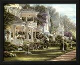 Minns House Print by Betsy Brown