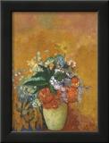 Vase of Flowers, c.1905 高画質プリント : オディロン・ルドン