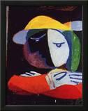 Femme au Balcon, c.1937 Prints by Pablo Picasso