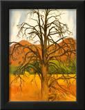 Dead Pinon Tree Prints by Georgia O'Keeffe