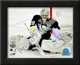 Marc-Andre Fleury Game Three of the 2008-09 NHL Stanley Cup Finals Print