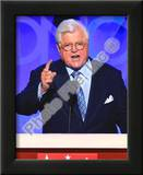 U.S. Senator Edward Kennedy at the 2008 Democratic National Convention Poster