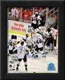 Pittsburgh Penguins Celebration Game 7 of the 2008-09 NHL Stanley Cup Finals Prints